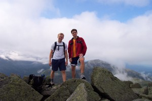 Presidential Traverse 010